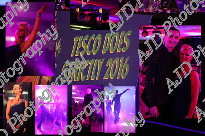 TESCO DOES STRICTLY 6 - OVAL ,LONDON